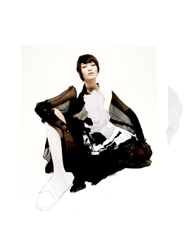 Photo CHIHARU OKUNUGI FOR POP MAGAZINE SS 2013