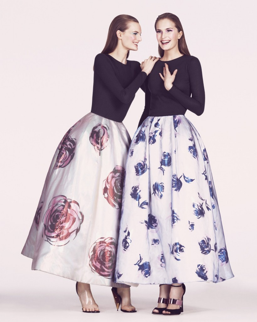 Photo KEY LOOKS FOR SPRING IN HOW TO SPEND IT MARCH 2013