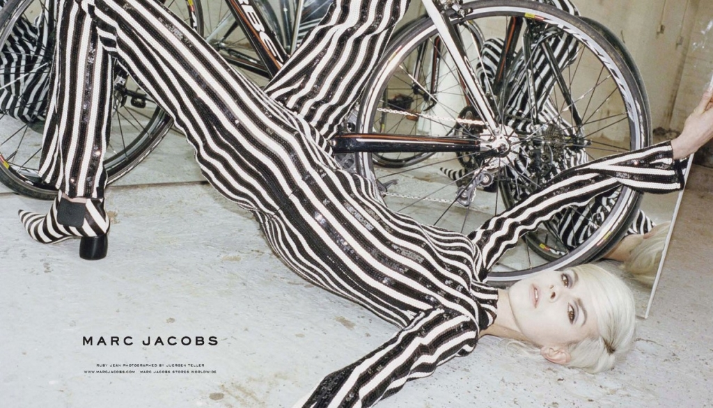 Photo MARC JACOBS SPRING/SUMMER 2013 AD CAMPAIGN
