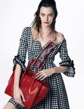 Prada Pre-Fall 2013 Campaign by Steven Meisel-1