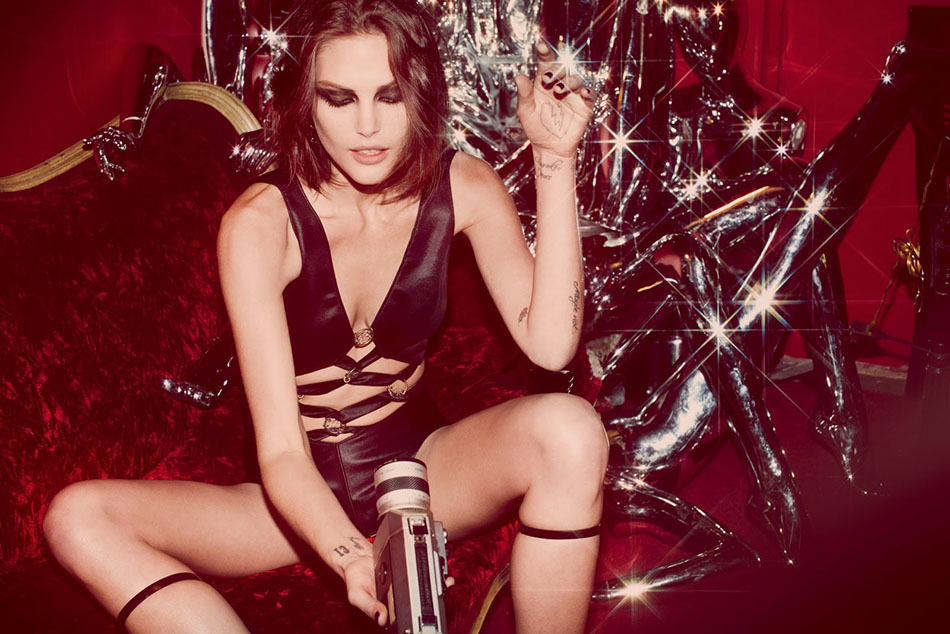 Photo CATHERINE MCNEIL FOR MUSE MAGAZINE SPRING 2013 BY GUY AROCH