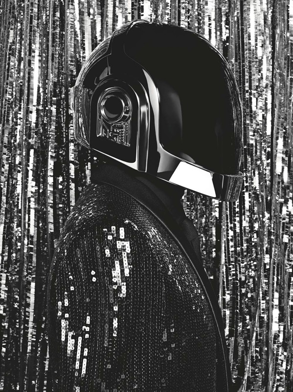 Photo DAFT PUNK & GIORGIO MORODER BY HEDI SLIMANE FOR DAZED & CONFUSED JUNE 2013