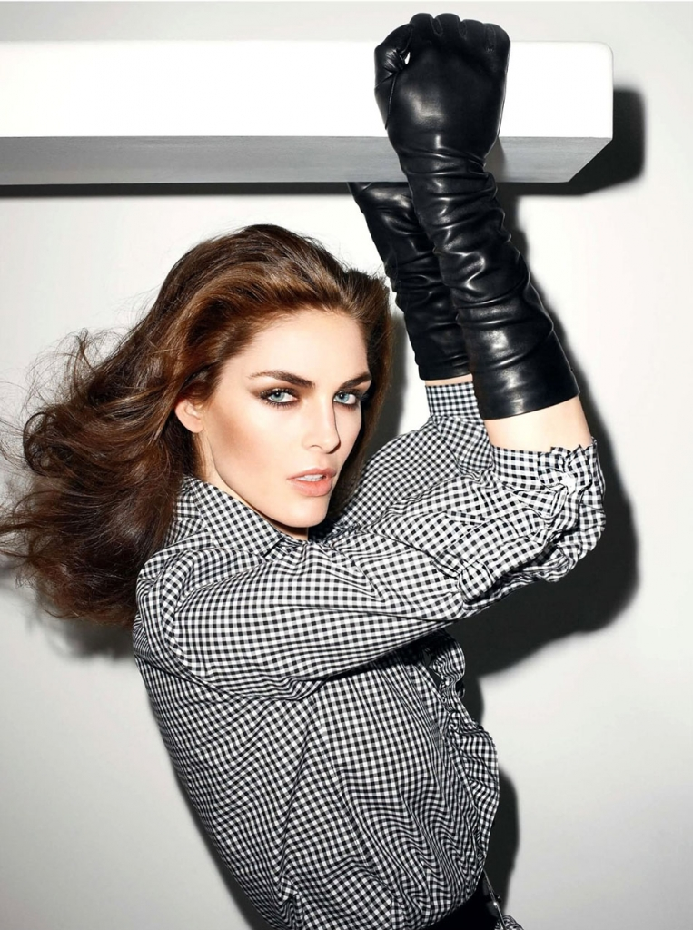 Photo HILARY RHODA BY TERRY RICHARDSON FOR VOGUE PARIS JUNE/JULY 2013