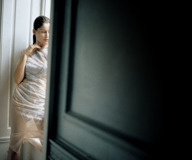 Photo LAETITIA CASTA FOR REED KRAKOFF BY REED KRAKOFF