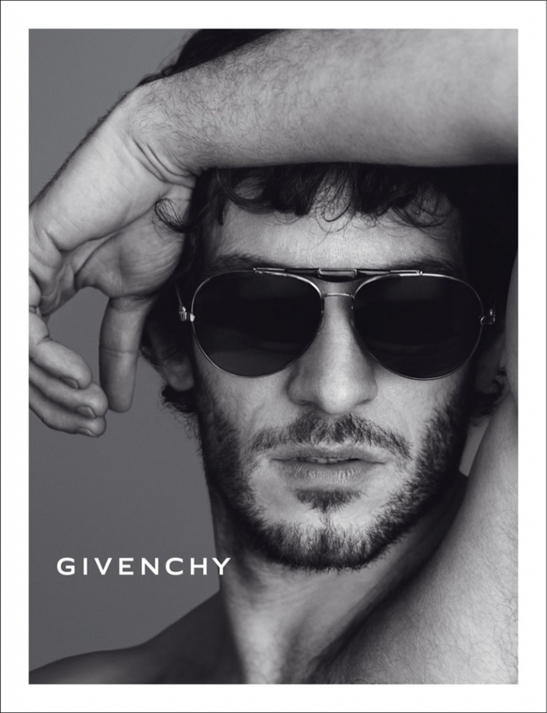 Photo QUIM GUTIERREZ BY MERT & MARCUS FOR GIVENCHY FALL/WINTER 2013 CAMPAIGN
