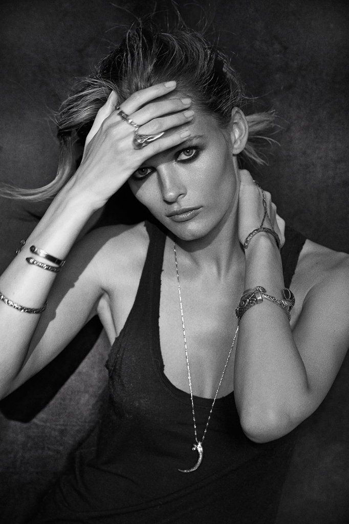 Photo CFDA JOURNAL 2013 BY PETER LINDBERGH
