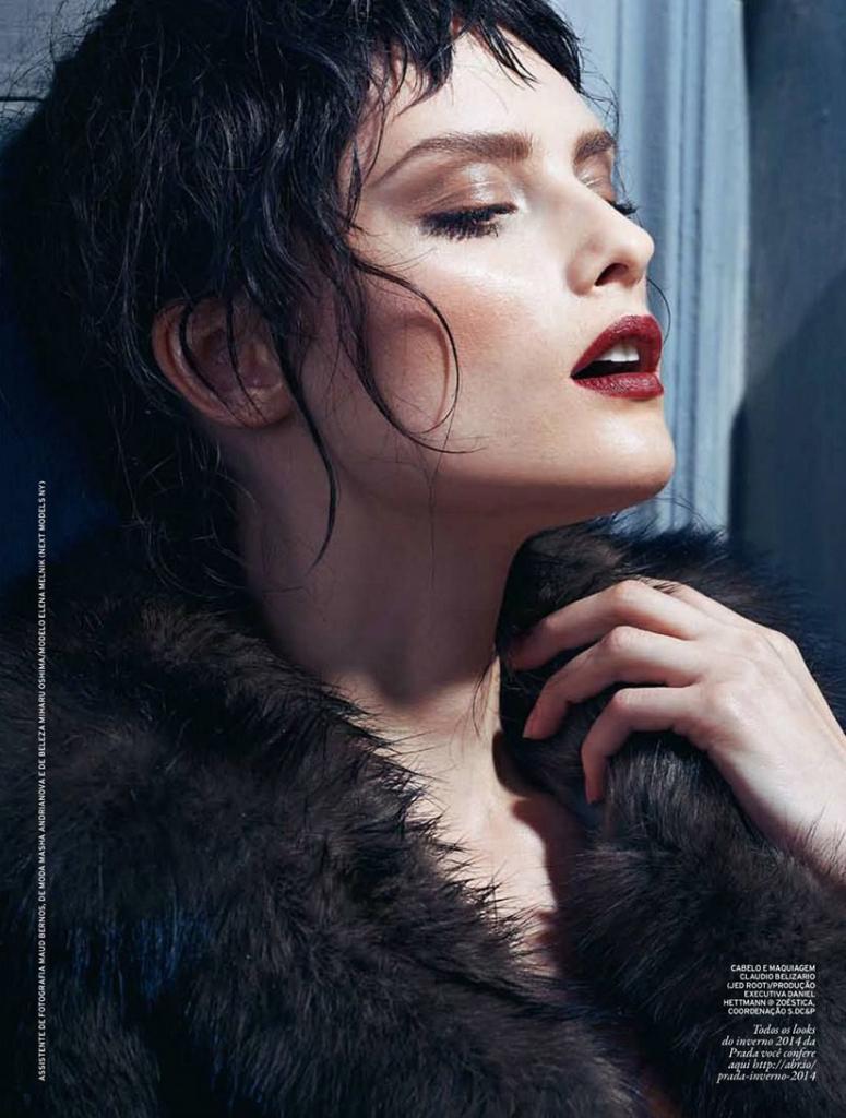 Photo Elena Melnik for Elle Brazil July 2013
