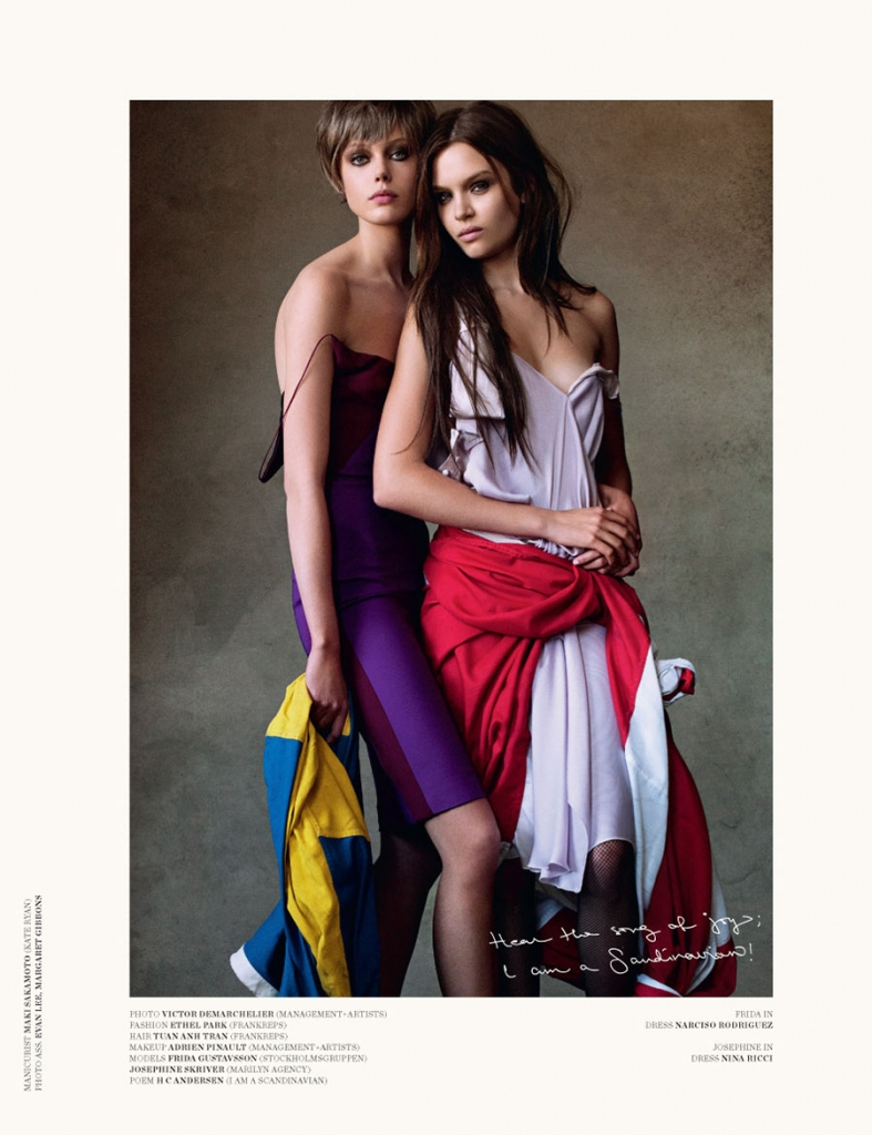 frida-gustavsson-and-josephine-skriver-by-victor-demarchelier-for-scandinavia-ssaw-fw-2013-10