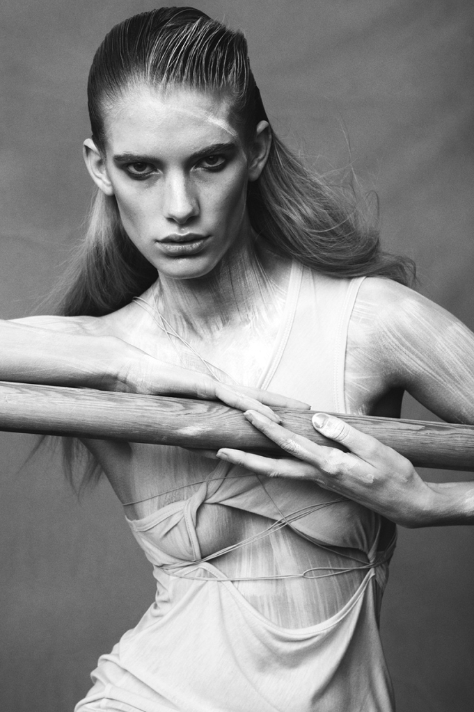 Photo Ilse de Boer for Pulp Magazine Spring/Summer 2013 by Benjamin Vnuk