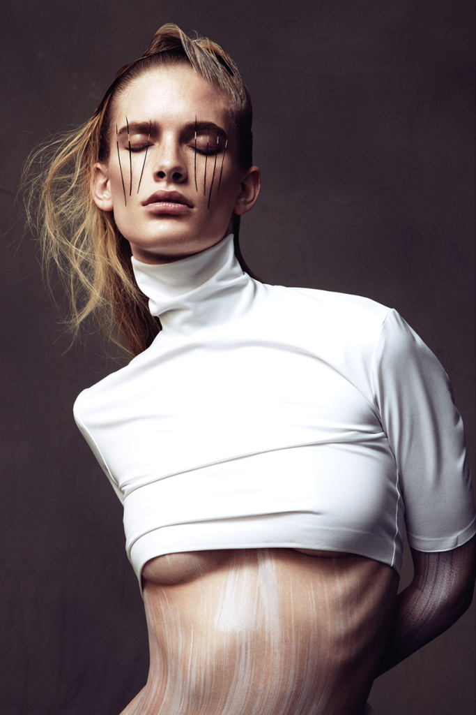 Photo Ilse de Boer for Pulp Magazine Spring/Summer 2013 by Benjamin Vnuk