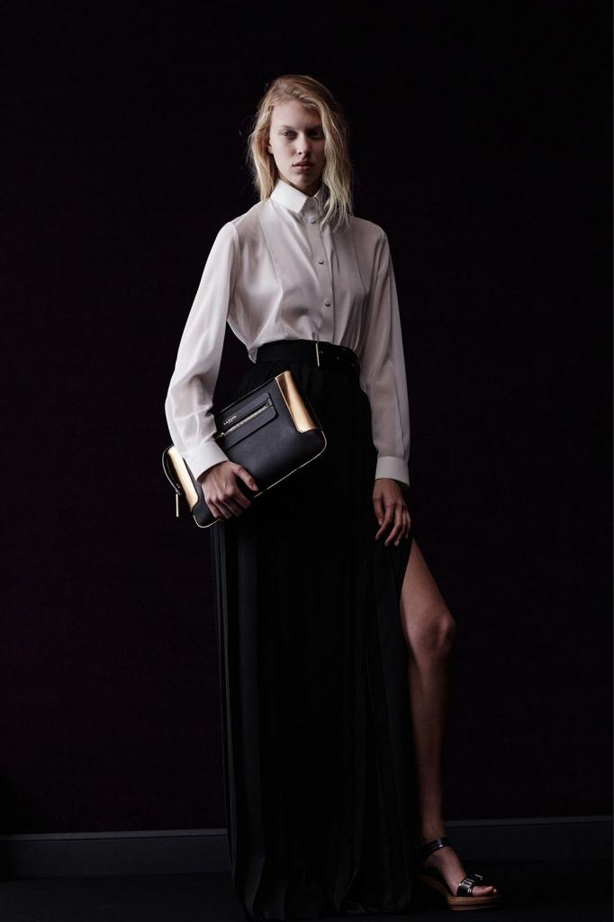 Photo LANVIN RESORT 2014 LOOKBOOK