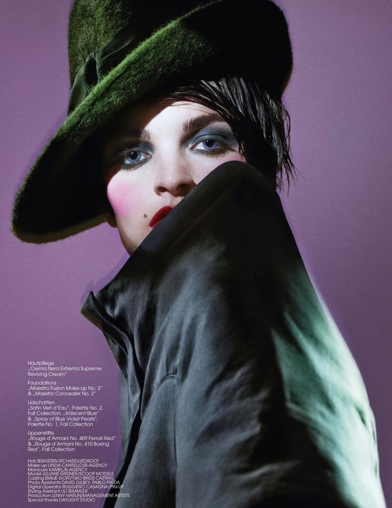 juliane-gruner-by-benjamin-lennox-for-interview-germany-2013-5