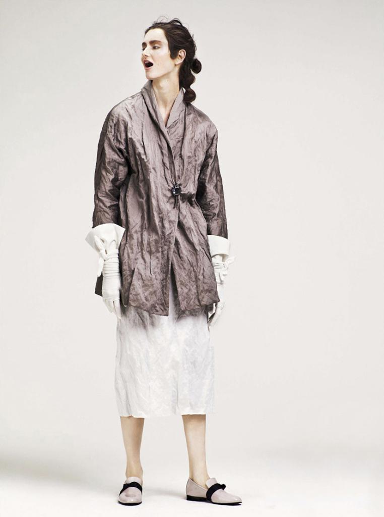 Photo Mackenzie Drazan by Johan Sandberg for Stylist France Magazine June 2013