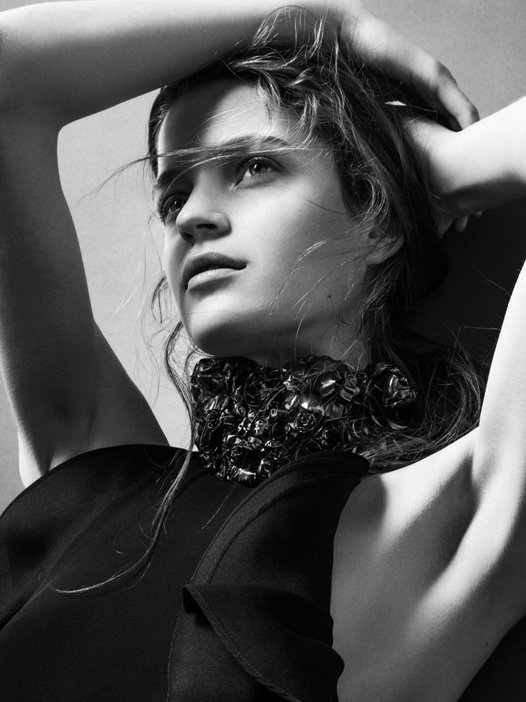 Photo MAGDALENA LANGROVA FOR YOUTH VISION CHINA MAGAZINE JUNE 2013 BY MIKAEL SCHULZ