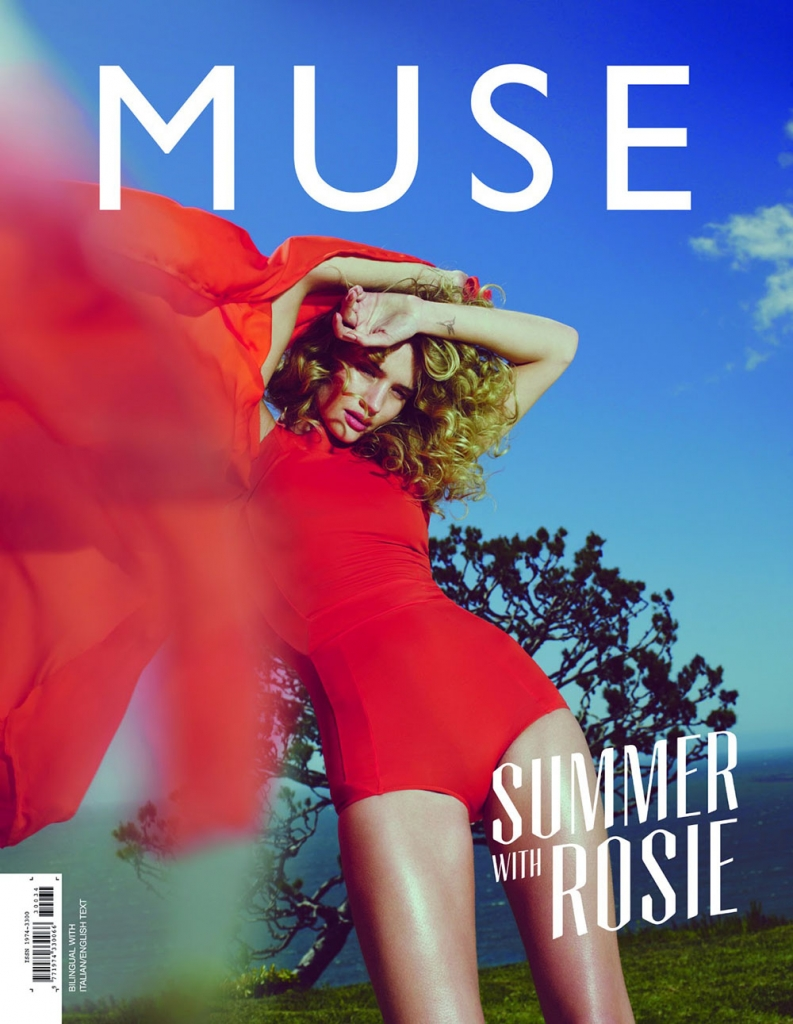 Photo ROSIE HUNTINGTON WHITELEY BY GUY AROCH FOR MUSE MAGAZINE NO.34 SUMMER 2013