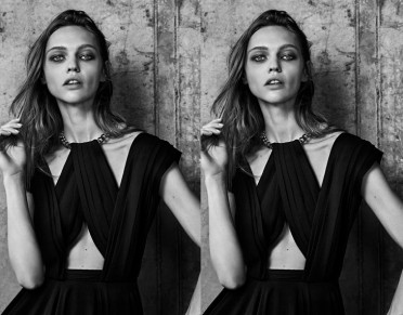 sasha-pivovarova-by-hedi-slimane-for-saint-laurent-ss-pre-collection-2014-1