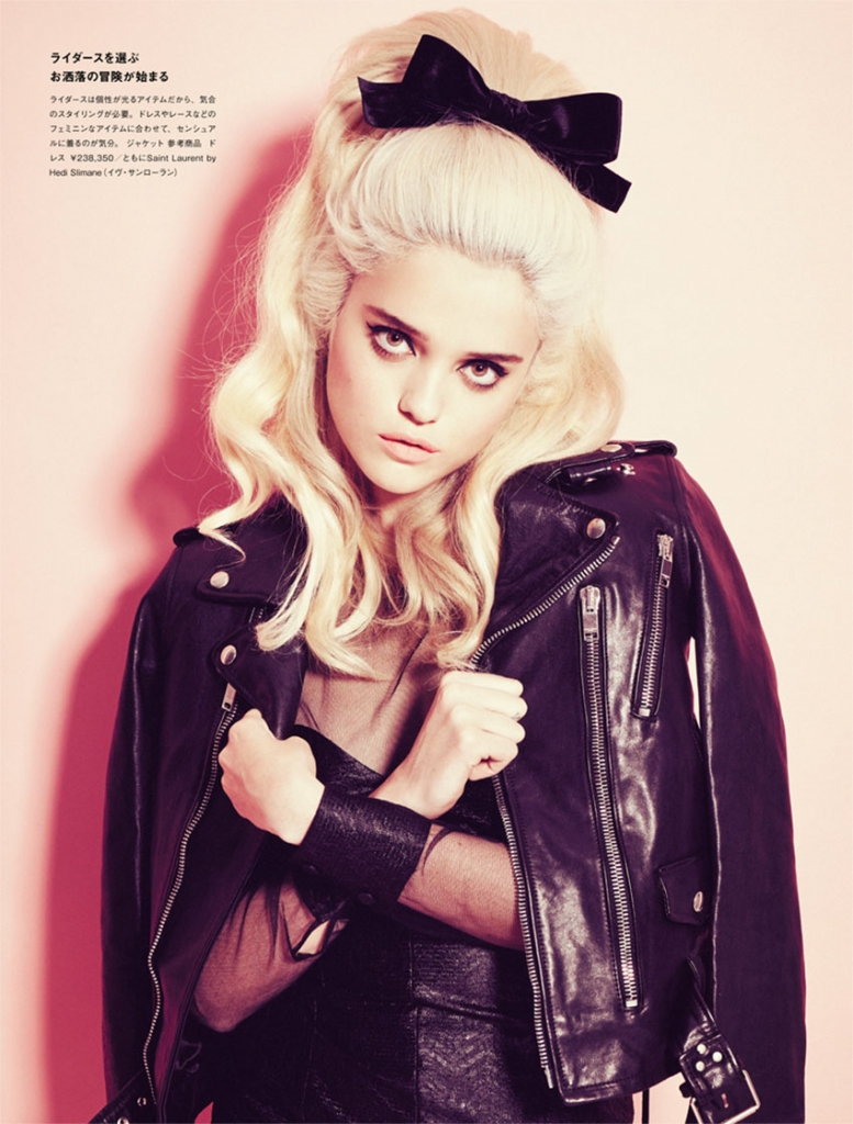 Photo SKY FERREIRA FOR NUMERO TOKYO JULY/AUGUST 2013 BY SOFIA SANCHEZ & MAURO MONGIELLO