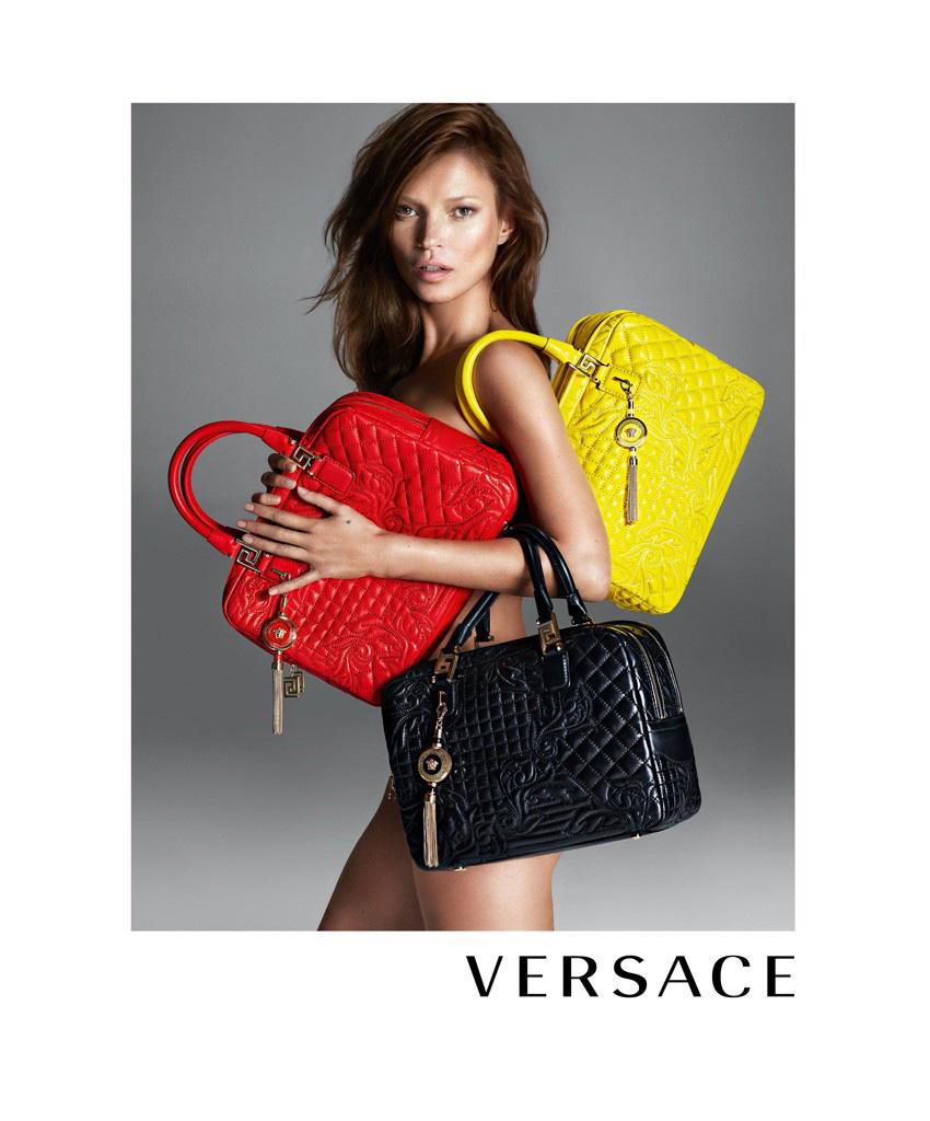 Versace FallWinter 2013-2014 Campaign
