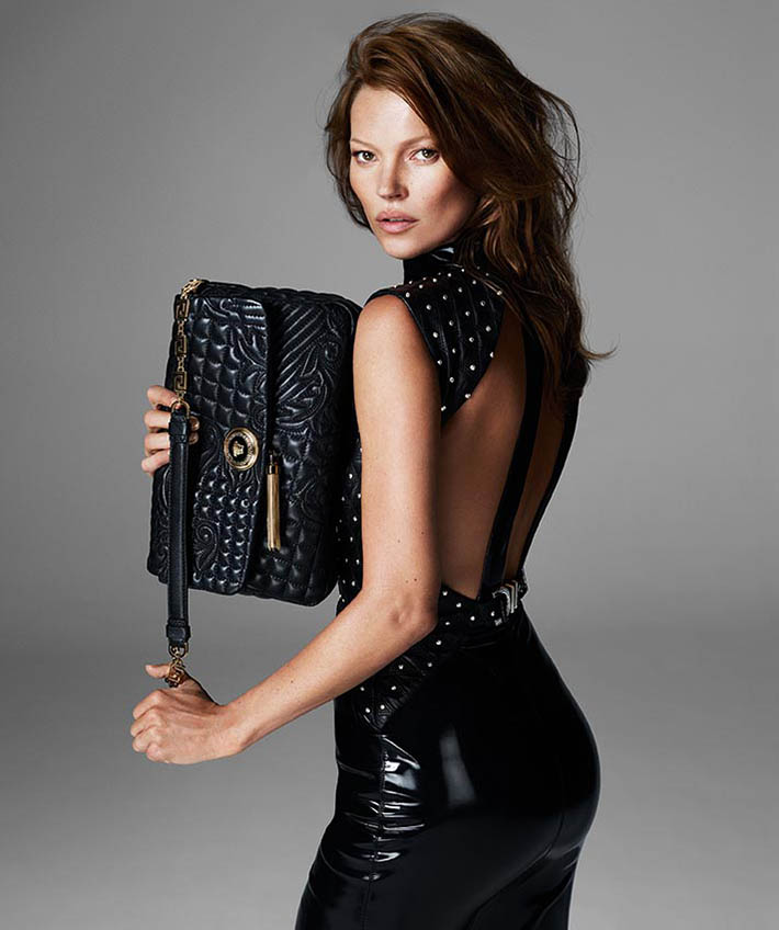 Photo Versace Fall/Winter 2013/2014 Campaign by Mert & Marcus