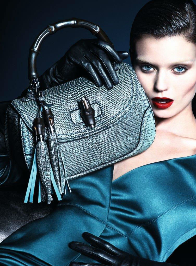 Photo Abbey Lee Kershaw for Gucci Fall/Winter 2013/2014 Campaign by Mert & Marcus