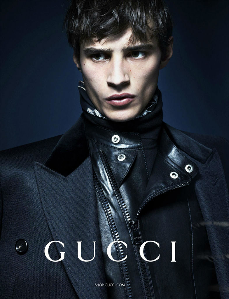 Photo Adrien Sahores for Gucci Fall/Winter 2013/2014 Campaign