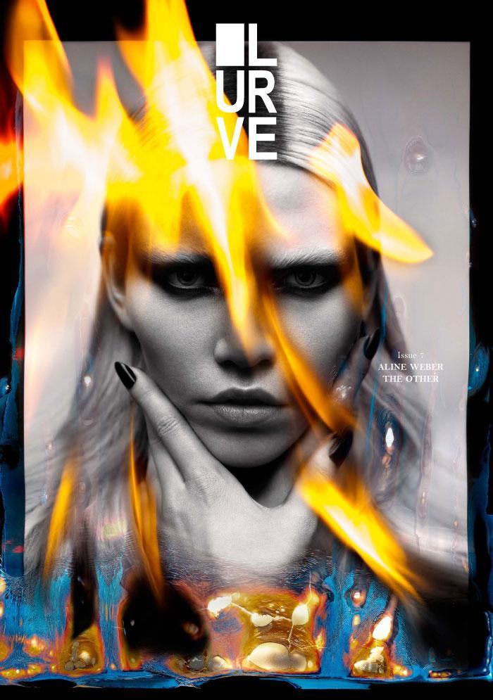 aline-weber-shanina-shaik-for-lurve-magazine-no-7-covers-2