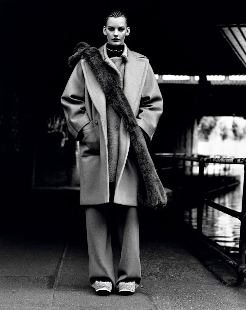 Photo Amanda Murphy for Vogue Paris August 2013 by Alasdair McLellan