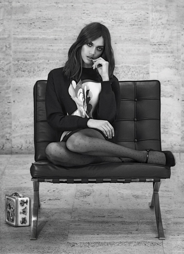 Photo Dalianah Arekion by Sebastian Faena for V Magazine Fall 2013