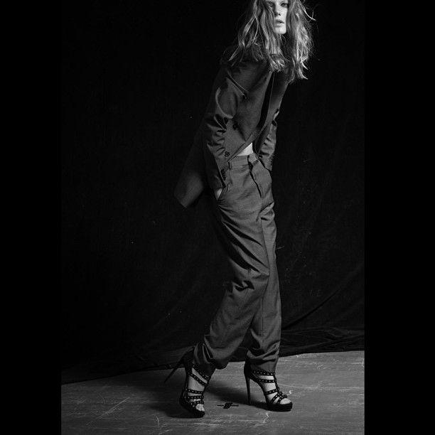 Photo Kasia Struss, Inez & Vinoodh, Nadja Bender, Edward Enninful, Hanne Gaby Odiele, Maryna Linchuk, Emily DiDonato and others in Instagrams Fashion Crowd / Week 07.08.13 07.14.13