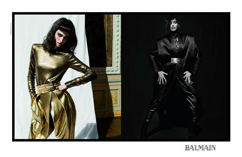 manon-leloup-khadija-and-clement-chabernaud-for-balmain-fall-winter-2013-2014-1