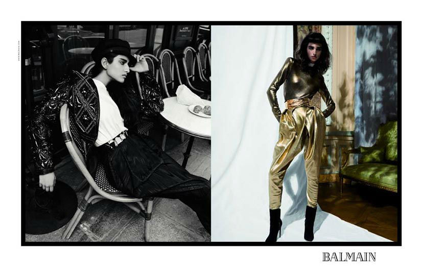 manon-leloup-khadija-and-clement-chabernaud-for-balmain-fall-winter-2013-2014-2