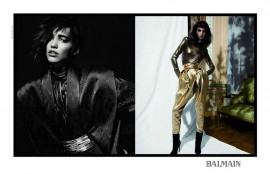 manon-leloup-khadija-and-clement-chabernaud-for-balmain-fall-winter-2013-2014-3