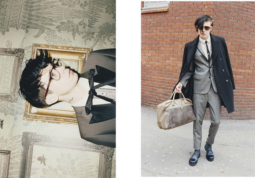 Photo Marc Jacobs Menswear Fall/Winter 2013/2014 Campaign by Juergen Teller