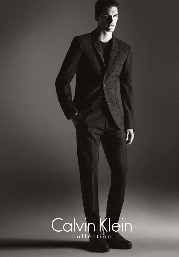 Photo Matthew Terry for Calvin Klein Fall/Winter 2013/2014 Campaign