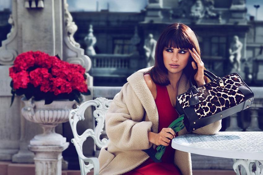 Photo Penelope Cruz by Mert & Marcus for Loewe Fall/Winter 2013/2014 Campaign
