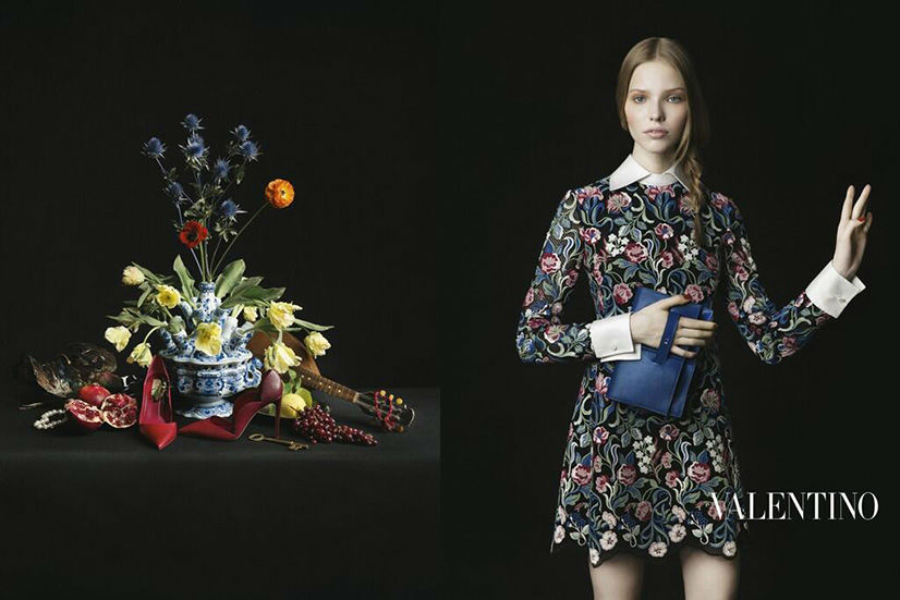 Photo Valentino Fall/Winter 2013/2014 Campaign by Inez & Vinoodh