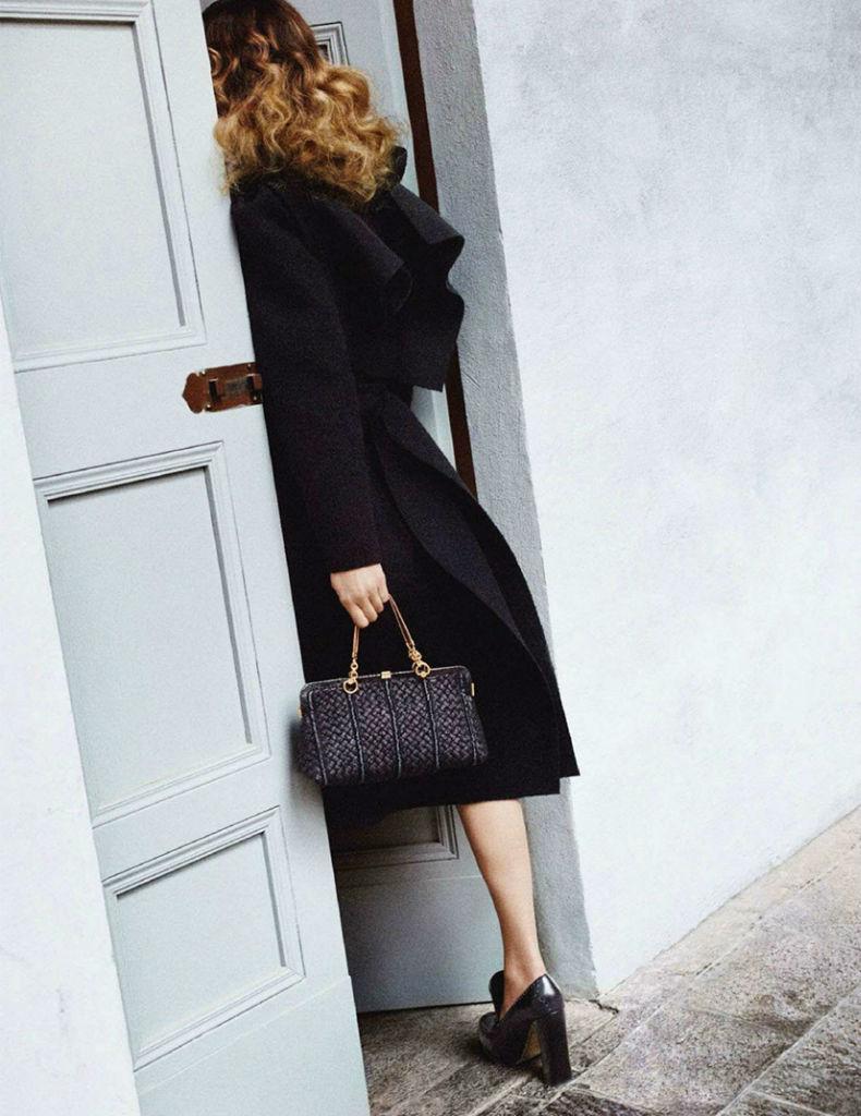 Photo Bottega Veneta Fall/Winter 2013/2014 Campaign