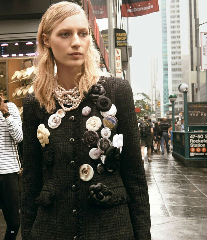 Photo Julia Nobis for The NY Times T Style Womens Fall Fashion 2013