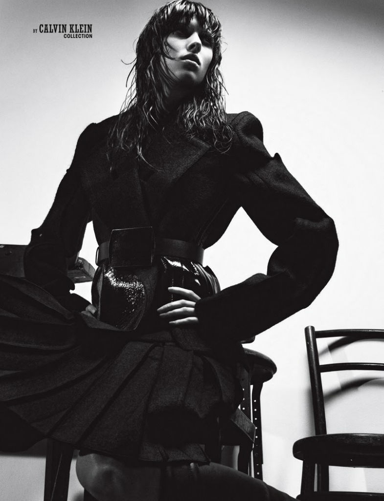 Photo Juliana Schurig for 10 Magazine Autumn 2013 by Gregory Harris