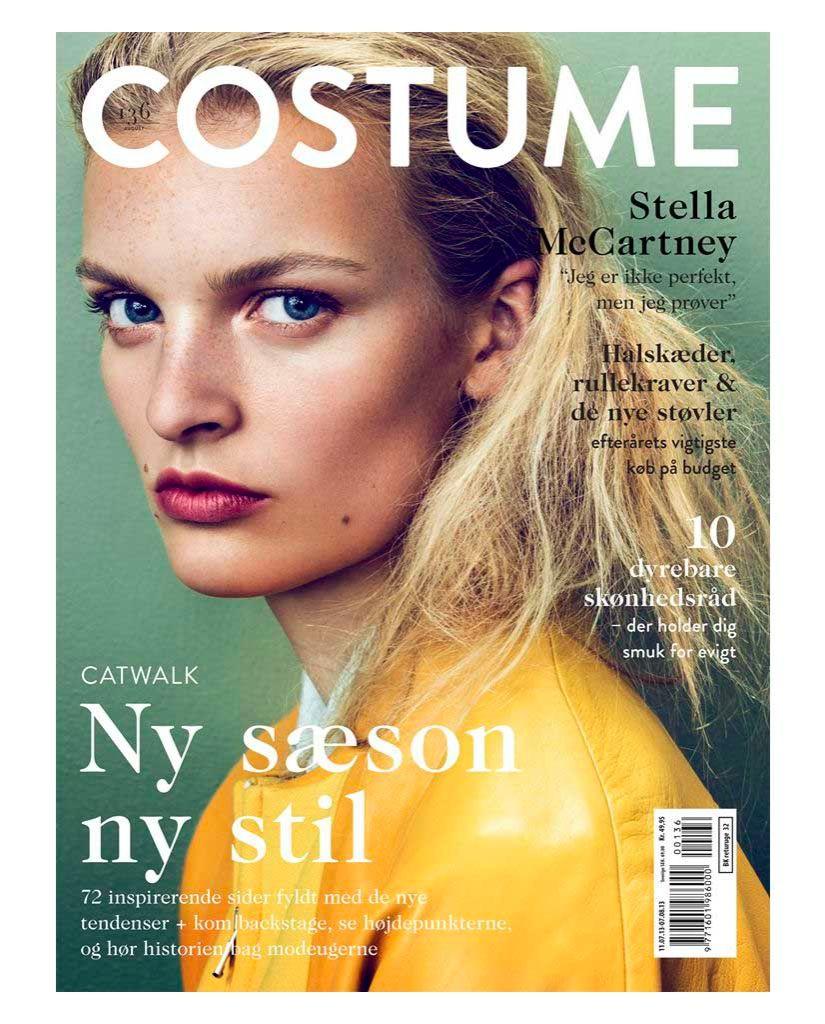 Photo Juliane Gruner for Costume Denmark August 2013