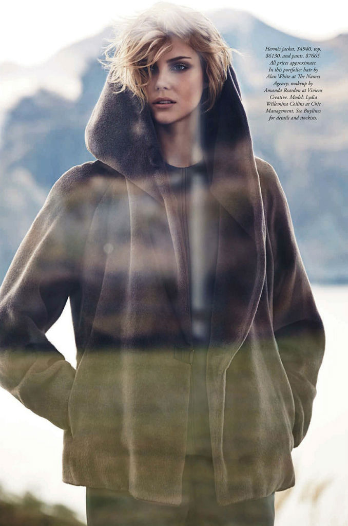 Photo Lydia Willemina Collins for Harpers Bazaar Australia September 2013