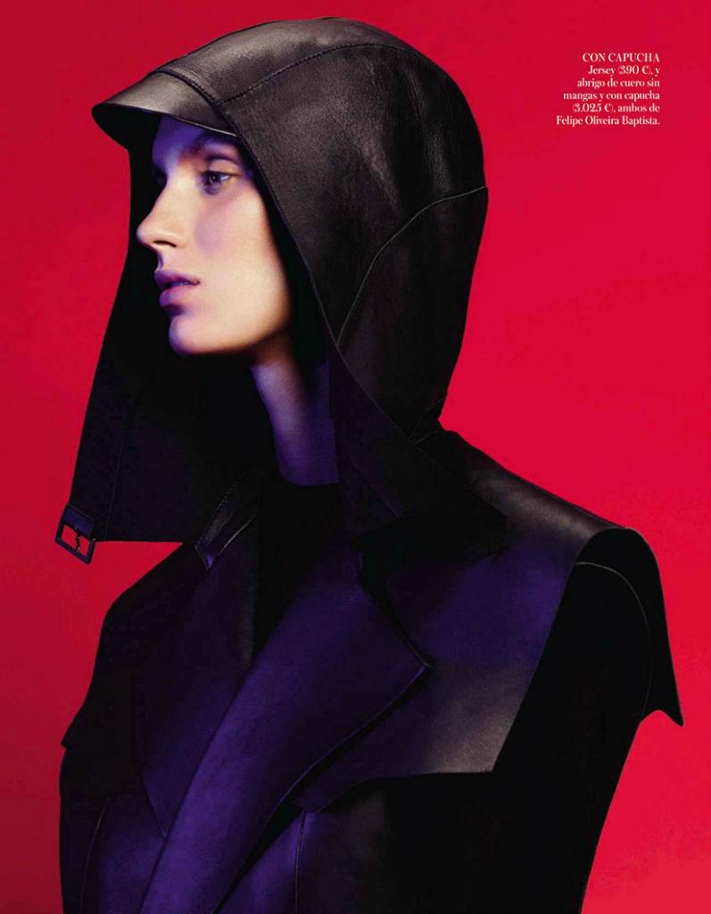 Photo Marte Mei Van Haaster for Vogue Spain September 2103 by Paola Kudacki