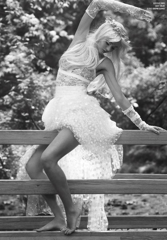 Photo Miranda Kerr by Sebastian Faena for V Magazine Fall 2013