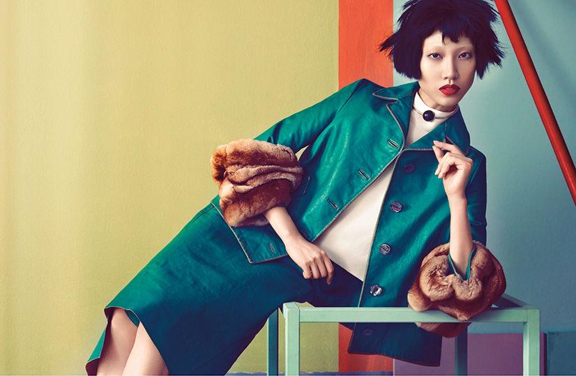 Photo Soo Joo Park for Vogue China September 2013