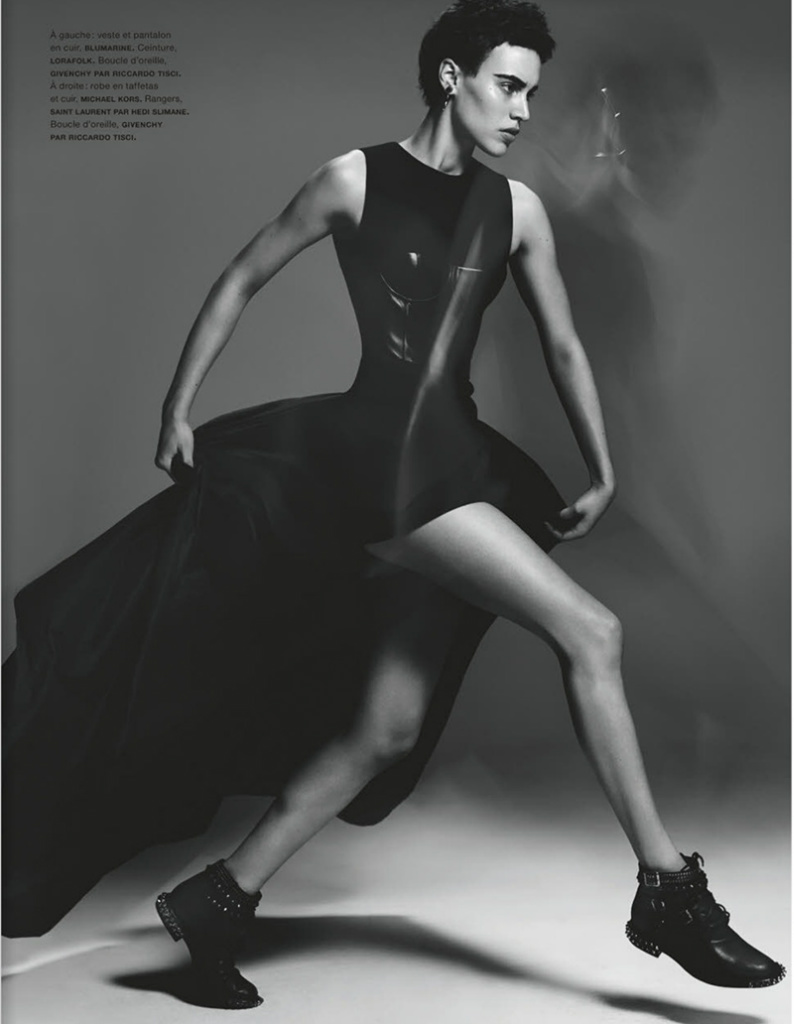 Photo Alana Bunte by Paola Kudacki for Numero Magazine 2013