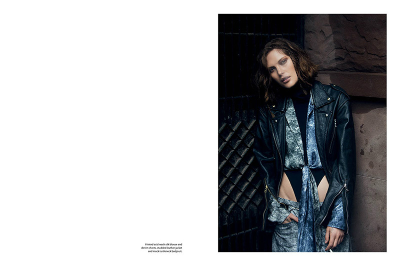 Photo Catherine McNeil for Document Journal Issue 3