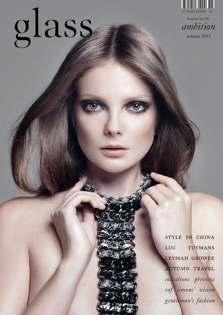 Photo Eniko Mihalik for Glass Magazine Fall 2013