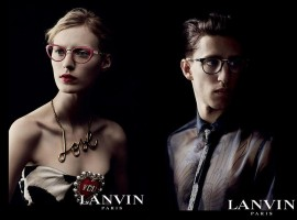 julia-nobis-miles-langford-for-lanvin-eyewear-fall-winter-2013-2014-campaign