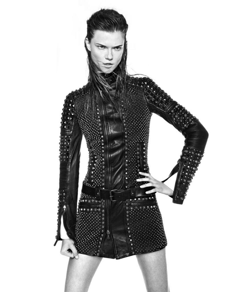 Photo Kasia Struss for Diesel Black Gold Fall/Winter 2013/2014 Campaign