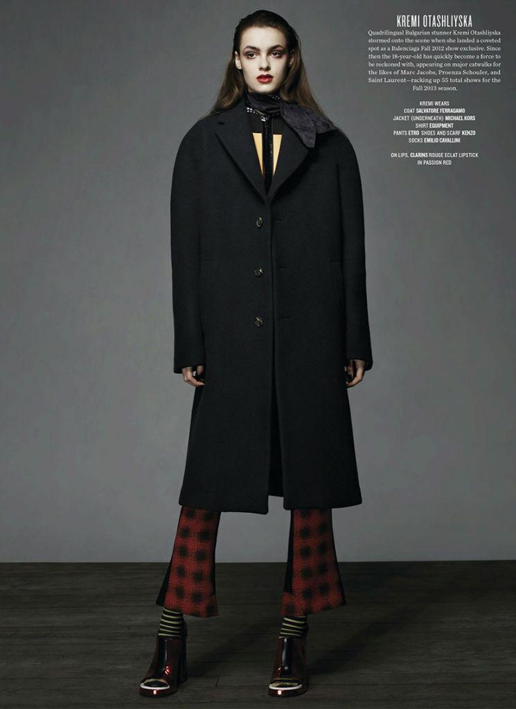Photo Kremi, Lisa, Irene & Bo for V Magazine No.85